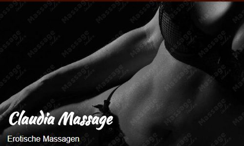 Claudia`s Massage